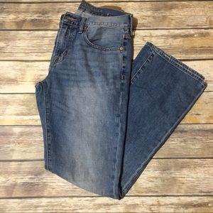 American Eagle Men's Classic Bootcut Jeans 31x34